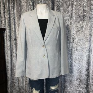 Vintage 80's Grey Blazer